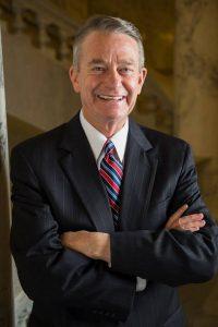 Governor of Idaho Brad Little